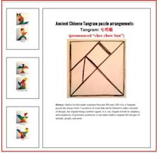 tangram designs