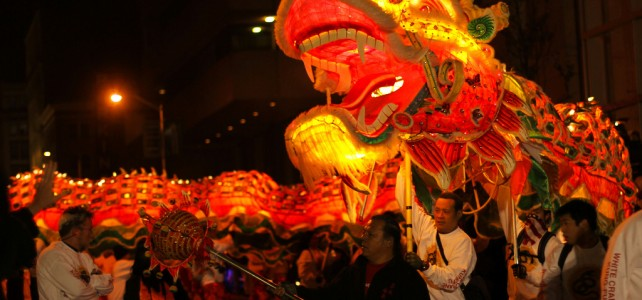 This Is What Chinese New Year Looks Like